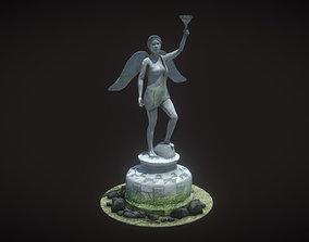 Lucy Statue 3D asset