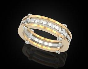 3D print model Wedding ring 77
