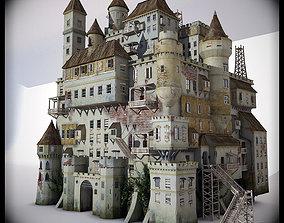 classical 3D Castle