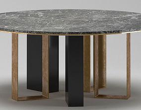 Herve table 3D model