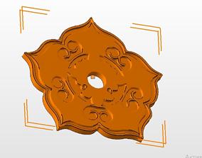 Yuna ffx hibiscus waist belt 3D printable model