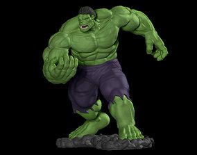 Hulk Print 3D