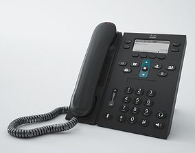 Cisco Phone CP6941 3D model