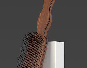 Hair Brush Detangler 3D