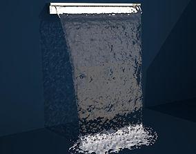 Standard Height Sheet Flow - OBJ Version 3D