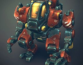 Mech Constructor - Humanoids 3D model