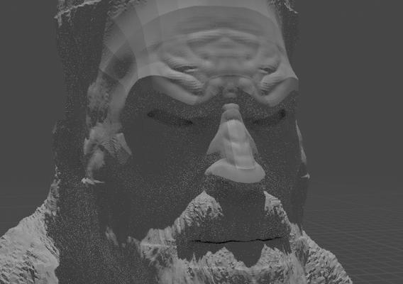Head Of King