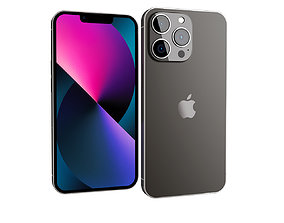 3D iPhone 13 Pro by Apple