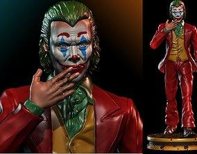 3D printable model Joker - Joaquim Phoenix