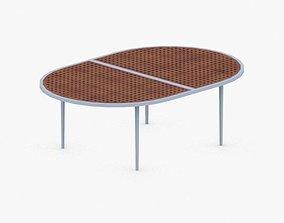 3D asset 0920 - Outdoor Table