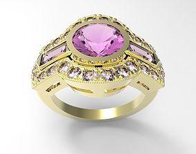ring 0 vintag 3D printable model