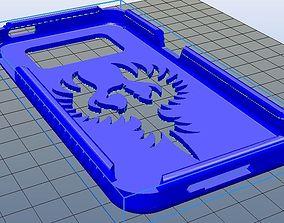 Samsung Galaxy j3 smartphone case No 1 3D printable model