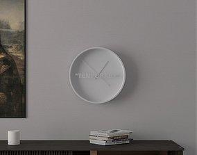 Off White x IKEA - Virgil Abloh Clock 3D model