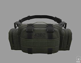 VX600 Military Bag 3D model