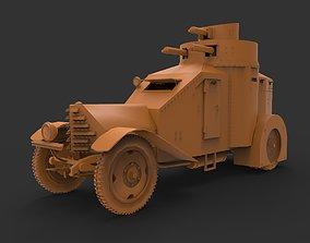 3D print model Lancia IZ