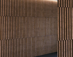 Wall Panel Set 112 3D model