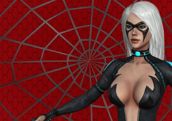 Marvel Black Cat
