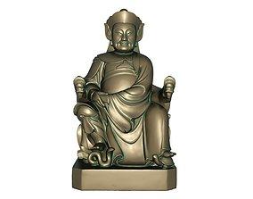 3D print model confucius Patriarch