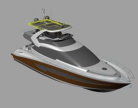 Yacht 3Dmodel