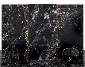 Oscuro mist granite 3D model