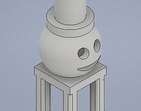 3D print model Ballmans home