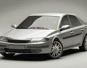 3D Renault Laguna II