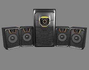 subwoofer 3D Speakers