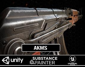 Akms 3D Models | CGTrader