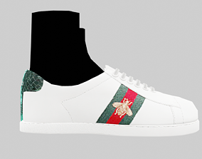 3D Gucci Sneakers