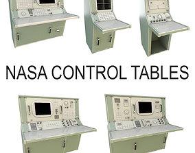 Nasa Control Tables 3D
