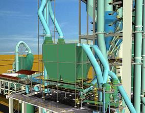 Coal Mill Department 3D
