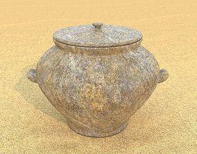 3D model Pot antique 2