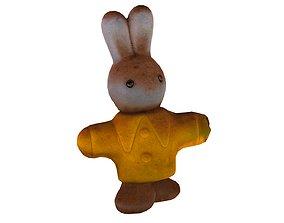 Small Doll USSR 09 01 3D model