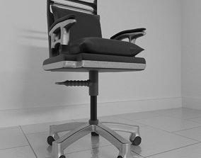 Rotating Chair 1 3D