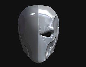 3D printable model batting Deathstroke mask