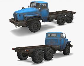 Ural Truck 3D asset