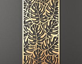 Decorative panel 184 3D