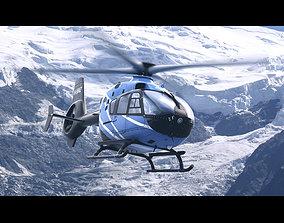 Eurocopter EC 135 3D