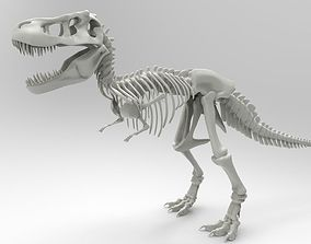 Tyrannosaurus Rex Skeleton 3D printable model