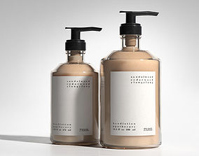 Apothecary Hand Lotion 3D model