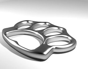 3D Brass Knuckle - Type 1