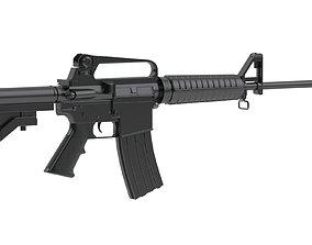 3D model Colt AR-15