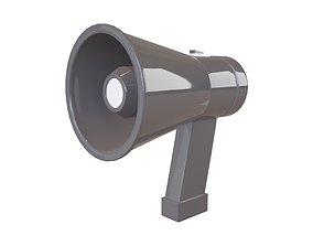 3D asset Loudspeaker v1 006