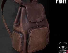 3D model Backpack 001
