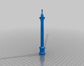 3D printable model The Monument