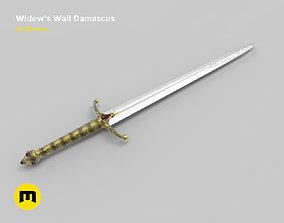 Widows Wail sword 3D print model
