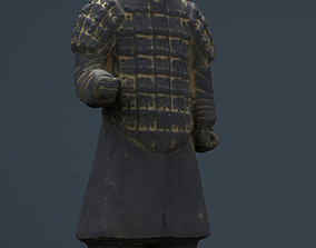 Terracotta Warriors Soldier 3D model