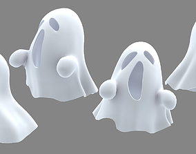 3D good ghost