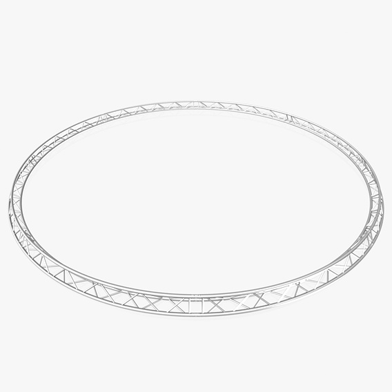 Circle Triangular Truss (Full diameter 800cm)
