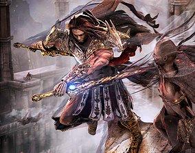 Persian Warrior 3D